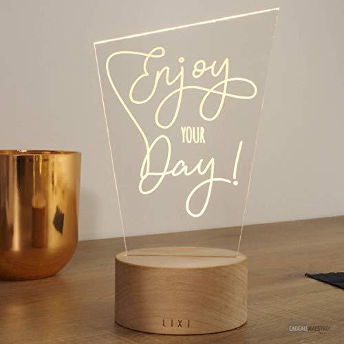 Lampe Enjoy Your Day - Lixi