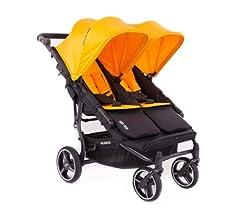 (Varios colores) Baby Monsters Silla Gemelar Easy Twin 3.S (mango) Colchonetas no incluidas