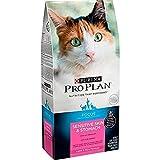 Purina Pro Plan Sensitive Stomach Dry Cat Food - Focus Sensitive Skin & Stomach Lamb & Rice Formula - 16 lb. Bag