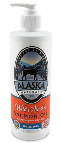 Alaska Naturals – Wild Alaska Salmon Oil for Dogs, 16oz, My Pet Supplies