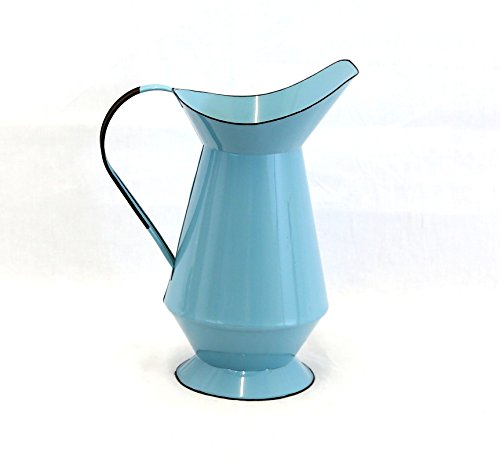 Aqua Enamel Water Pitcher Enamel Water