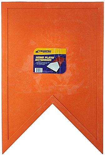 (Champro Home Plate Extension (Orange))