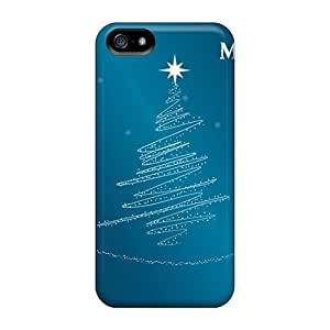 BretPrice Phone Case For Htc One M9 Cover - Retail Packaging - Christmas Cards Merry Christmas