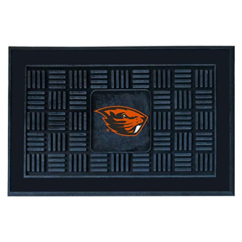 NCAA Oregon State University Beavers 3-D Team Medallion Vinyl Door Mat