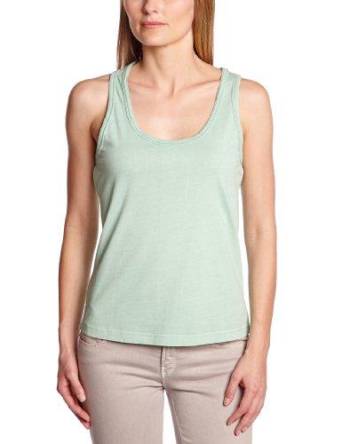 Petit Bateau - Camiseta con cuello barco para mujer Gris (Laguna)