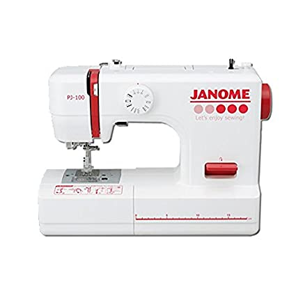 Amazon JANOME Electric Seweing Machine Handsfree Foot Interesting Hands Free Sewing Machine