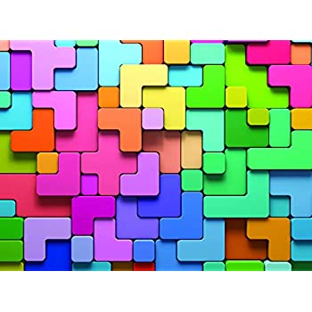 Jigsaw Puzzles for Adults: Difficult Designs #1-1000 Unique Pieces - Made  in The USA by Color Craft Puzzles - Challenge Any Puzzle Lover