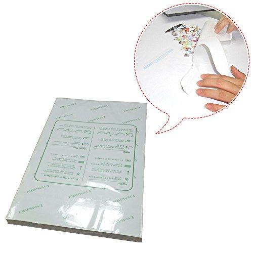 A4 100 Sheets Dye Sublimation Paper 3D Sublimation Transfer Paper