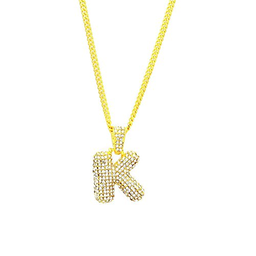 Fashion Women Gift English Letter Name Chain Pendant Necklaces Jewelry