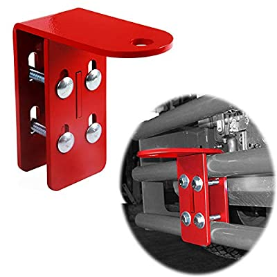 Lonwin Trailer Hitch Zero Turn Mower fit for Ferris & Simplicity IS5100Z, IS2000Z, IS1500Z, IS500Z, IS600Z, IS700Z Red: Automotive