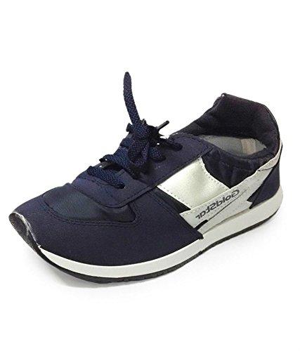 GoldStar Boys Blue Running Shoes Size