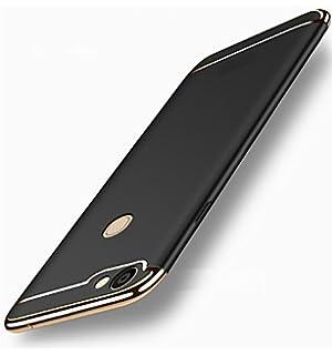 Oppo f5 gold full screen display 4 gb ram amazon electronics spl new chrome 3in1 luxury full body protective back cover for oppo f5 black stopboris Gallery