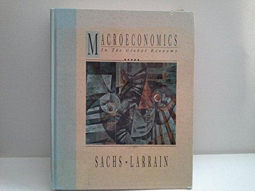 Sachs American Motors - Macroeconomics in the global economy