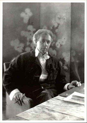 Frank Lloyd Wright 1867-1959 Celebrities Original Vintage Postcard ()