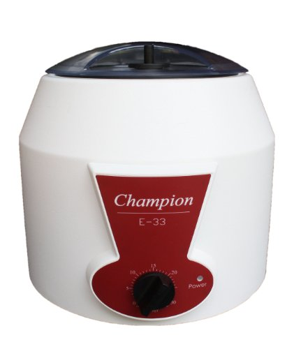 Ample Scientific Champion E-33 Bench-Top Centrifuge with 0-30mins Timer, 3300rpm Speed, 15ml...