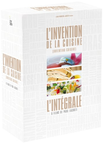 L 39 invention de la cuisine l 39 int grale francia dvd for Cuisine integrale