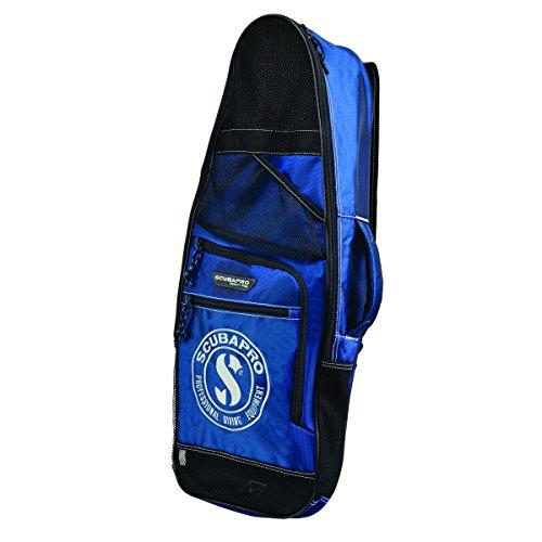 (ScubaPro Mask Fin Snorkel Beach Bag (Blue))
