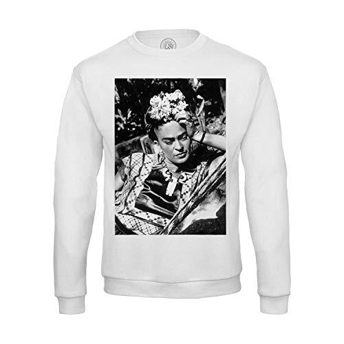 Originale Famosa Fabulous Foto Uomo Pittore 14 Kahlo Star Di Felpa Da Frida BHHYqw1v