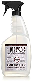 product image for Mrs. Meyer's Tub and Tile Cleaner, Lavender, 33 Fluid Ounce