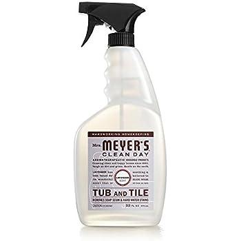 Mrs. Meyer's Tub & Tile Lavender Cleaner