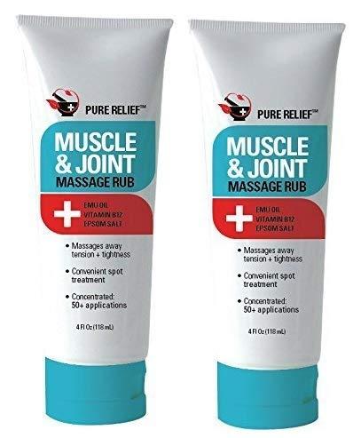 Pure Relief Massage Magnesium Tightness product image