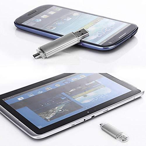 Usb Aleación Universal Aluminio 0 Otg Drive Pendrives Teléfono Flash 2 De Roadromao UqXxASW5wn
