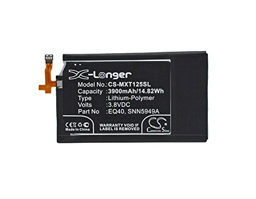 Amazon com: Replacement Battery Part No EQ40,SNN5949A for