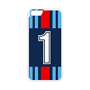 iPhone 6 Plus 5.5 Inch Phone Case F1 DIY Printed Formula 1 FIA Logo F1754378