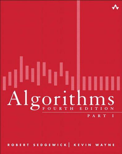 Download Algorithms: Part I (4th Edition) Pdf