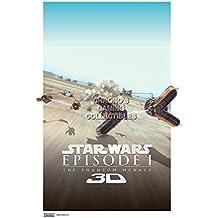 "CGC Huge Poster - Star Wars Episode I The Phantom Menace 3D Moive Poster - STW102 (24"" x 36"" (61cm x 91.5cm))"