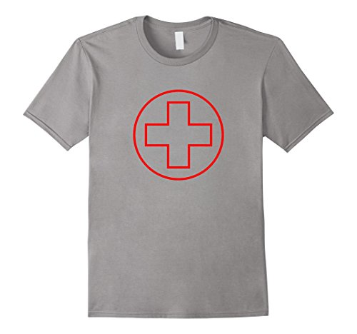 Size Costume Emt Child Medium (First + Responder, Life + Guard, Rescue Tee)