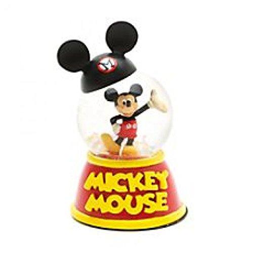 Disneyland Paris Mickey Mouse Mini Snow Globe ()