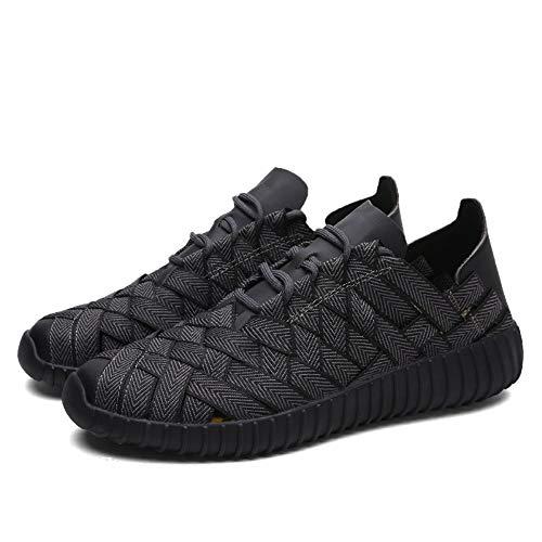a Casual Paio Tessuto Maylen le Non sportive slip traspirante donne Slip scarpe Scarpe Outdoor mano Uomo per Hughes estive 1 di Z45wq1O