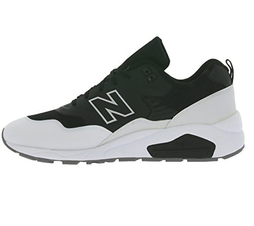 Mode MRT580TA 580 Baskets Schwarz New Balance Homme wZIaBB