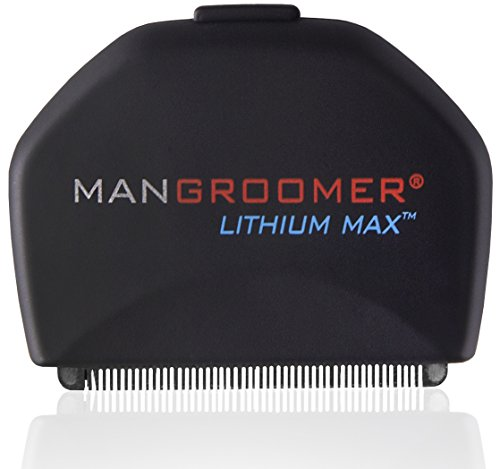 Price comparison product image MANGROOMER Replacement Blade for Lithium Max and Ultimate Pro Back Shavers