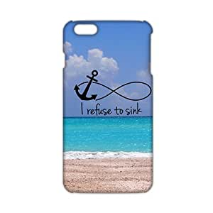 3D Case Cover Wide Beach Phone Case for iphone 5 5s