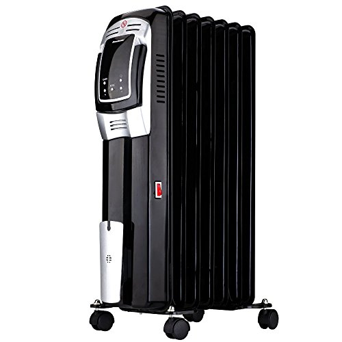 oil filled heater with remote - 9
