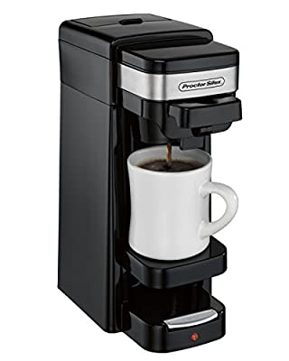 Proctor-Silex Single-Serve Plus Coffee Maker (49969)