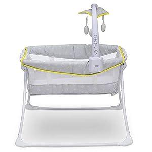 Delta Children Deluxe Activity Sleeper Bassinet for Newborns, Disney Winnie The Pooh