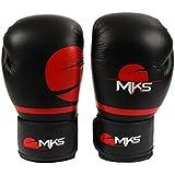 Luva Boxe Mks Combat Champions Pro 18 Oz