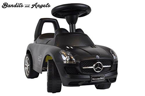 Mercedes-Benz SLS AMG Schwarz Bandits & Angels