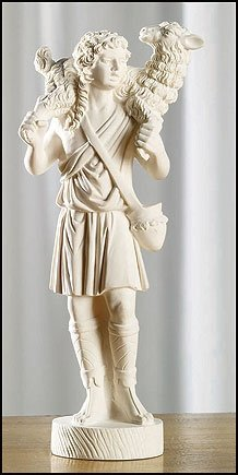 Autom Catechesis of The Good Shepherd - Statue Shepherd Good