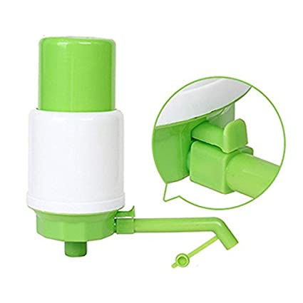 Dispensador manual para bidones de agua dosificador agua sin esfuerzos.. playa, camping,