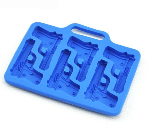 DGI MART Practical Kitchen Use Accessories 6-Cavity Adorable
