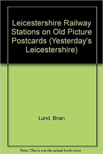 Descarga un libro gratis en línea Leicestershire Railway Stations on Old Picture Postcards (Yesterday's Leicestershire) (Spanish Edition) PDF DJVU FB2 0946245894