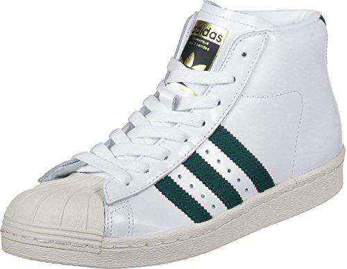 Pro 80s Model Adidas Calzado Verde Blanco wzxq1