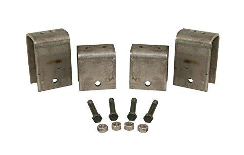 AL-KO Attachment Kit for Single Axle Slipper Springs