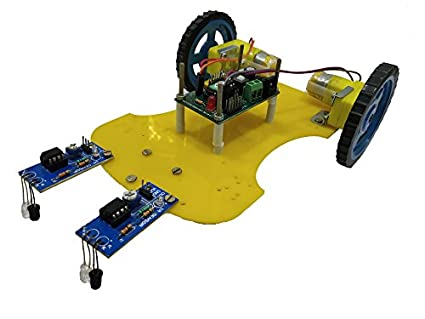 Marvelous Embeddinator Pcb And Copper Line Follower Robotic Diy Kit Without Wiring Cloud Peadfoxcilixyz
