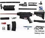 5billion Nylon Gel Ball Blasters Shooter Electric Water Toy Guns for Children DIY Outdoor Game CS