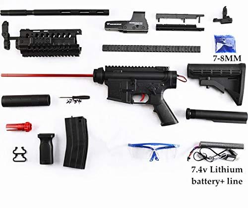 5billion Nylon Gel Ball Blasters Shooter Electric Water Toy Guns for Children DIY Outdoor Game CS by 5billion (Image #3)